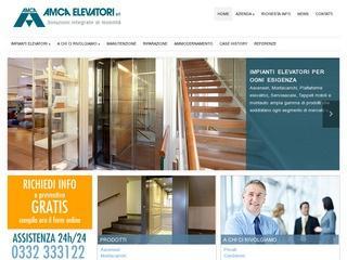 Amca Elevatori: ascensori a Milano per ogni esigenza