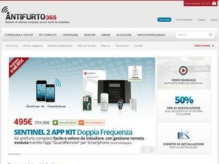 Antifurto Casa e Allarmi Wireless