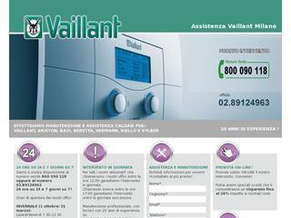 Assistenza Vaillant Milano