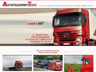 Autotrasporti Milano e Lombardia