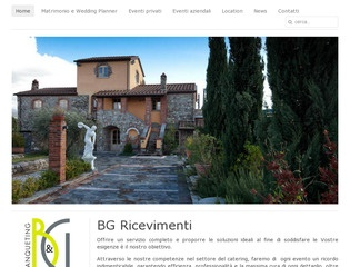 B. & G. Ricevimenti Catering & Banqueting