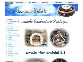 Bomboniere Matrimonio online