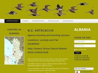 B.Z. Arte Caccia - Agenzia di caccia