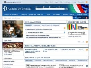Biblioteca della camera dei deputati directory aziende for Biblioteca camera dei deputati
