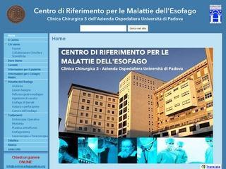 Centro esofago Padova