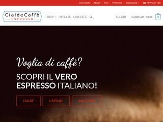 Cialde Caffe Espresso