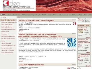 Cilea Digital Library
