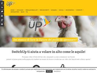 SwitchUp - Comunicare Digitale