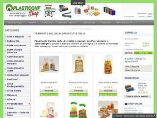 Confezionare.eu - E-commerce tutto per il confezionamento