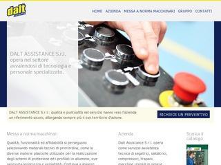 Dalt Assistance - Assistenza e messa a norma macchinari