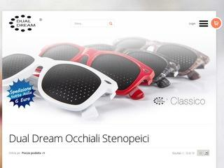 Dual Dream - Occhiali Stenopeici