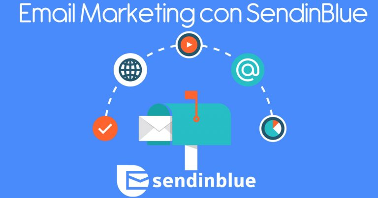 email marketing con sendinblue