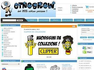 Etnogrow il negozio online per coltivatori e fumatori