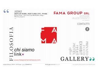 Fama Group s.r.l - Mobili armadi su misura per alloggi e negozi