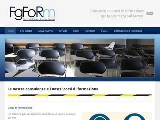 Fgform - Consulenze e formazione per la sicurezza sul lavoro