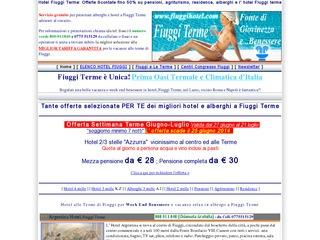 Hotel Fiuggi