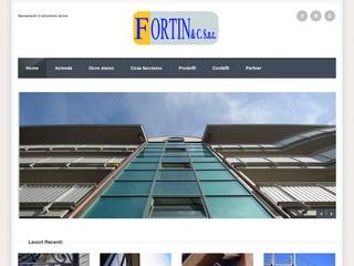 Serramenti Alluminio Torino Fortin Gino Snc