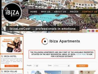 Appartamenti Ibiza Low Cost