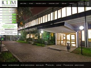 Osteopatia Scuola ICOM College