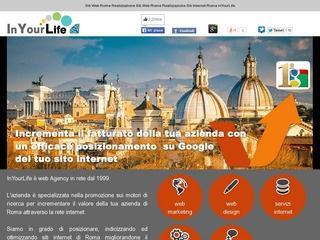 Siti web Roma