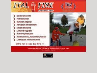 Ital Fire | Estintori Roma
