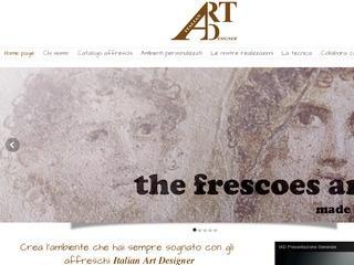 Affreschi murali decorativi – Italian art designer