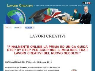 lavori creativi