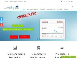 Agenzia SEO Lumidigital