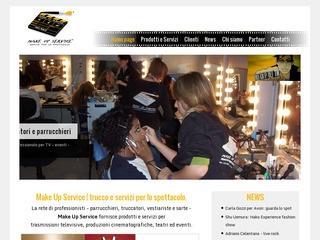 Postazioni trucco e servizi per lo spettacolo – Makeup Service Milano