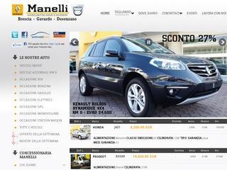 auto nuove Brescia