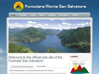 Funicolare Monte San Salvatore