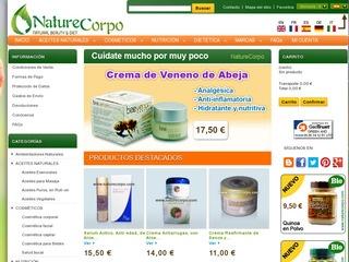 Naturecorpo - Cosmetici naturali, bellezza, dieta e nutrizione, salute