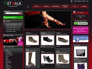 Netwalk vende scarpe CafèNoir per ogni taglia e stile
