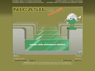 Nicasil realizza trattamenti di nichelatura chimica di alta precisione