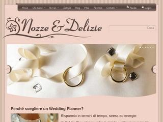 Nozze & Delizie Wedding Planner