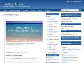Psicologo Milano - Dott.ssa Deborah Pravato
