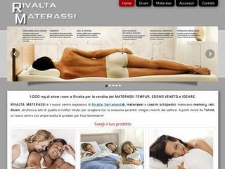 Materassi Torino - Memory e ortopedici - Rivalta  Materassi