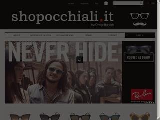 ShopOcchiali.it | Vendita Occhiali da Sole e Montature da Vista