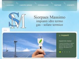 Pannello Solare Acqua Calda - Siorpaes Impianti