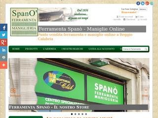 Ferramenta Spanò - Ferramenta e maniglie online
