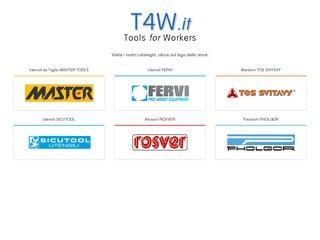 T4W.it - Utensili per la tua azienda