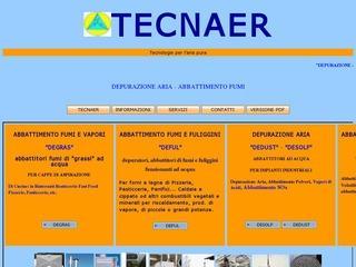 Tecnaer- Impianti ad alta tecnologia per la depurazione dell'aria.