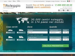 TiNoleggio.it – Comparatore prezzi per il noleggio di auto e furgoni