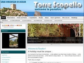 Matrimoni Palermo Torre Scopello