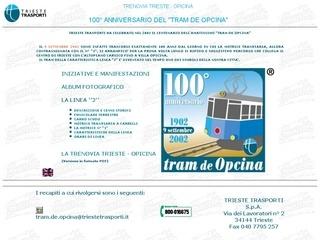 Trenovia Trieste - Opicina