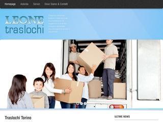 Traslochi Torino - Leone Traslochi