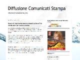 Diffusione Comunicati Stampa