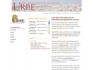 Unione Romana Biblioteche Ecclesiastiche