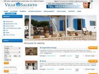 Case vacanza Salento