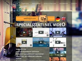 Studio di produzioni audiovisive e di realizzazione di spot pubblicitari